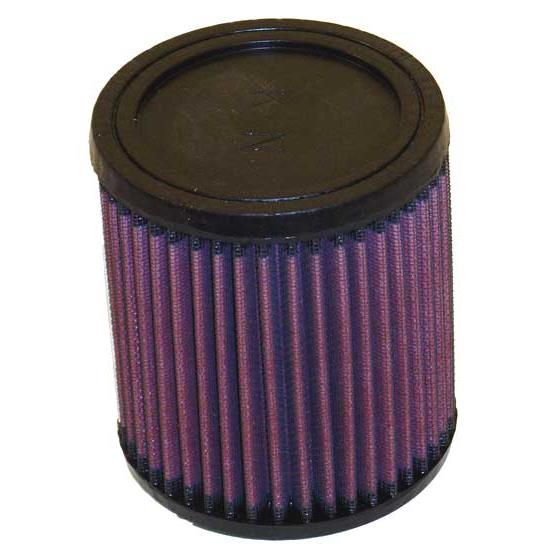 K&N RU-0840 Performance Air Filters, 5in Tall, Round