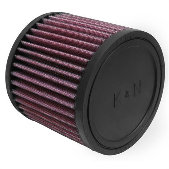 K&N RU-0900 Performance Air Filters, 4in Tall, Round