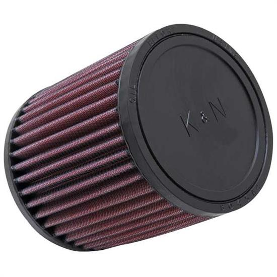 K&N RU-0910 Performance Air Filters, 5in Tall, Round