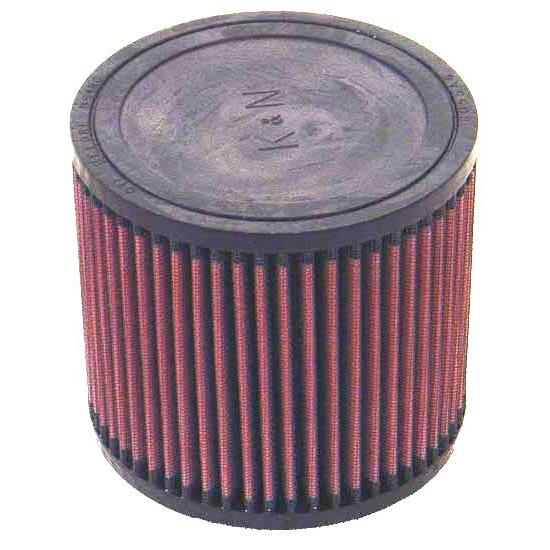 K&N RU-0960 Performance Air Filters, 5in Tall, Round