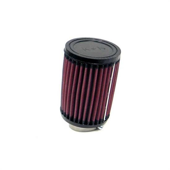 K&N RU-1040 Performance Air Filters, 5in Tall, Round