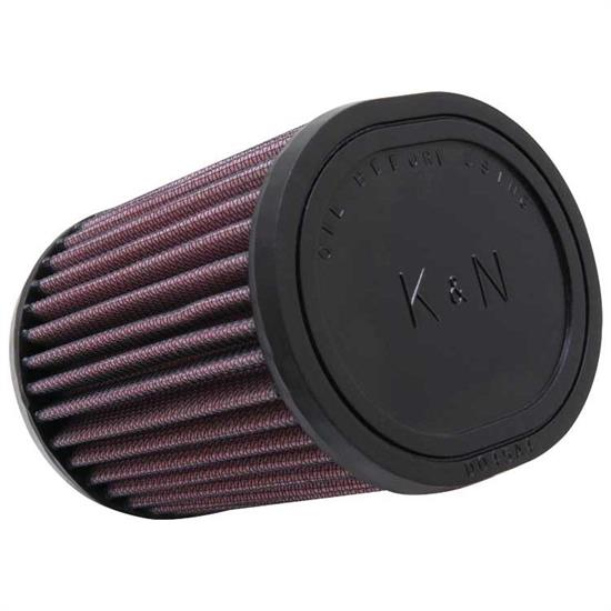 K&N RU-1140 Performance Air Filters, 5in Tall, Oval