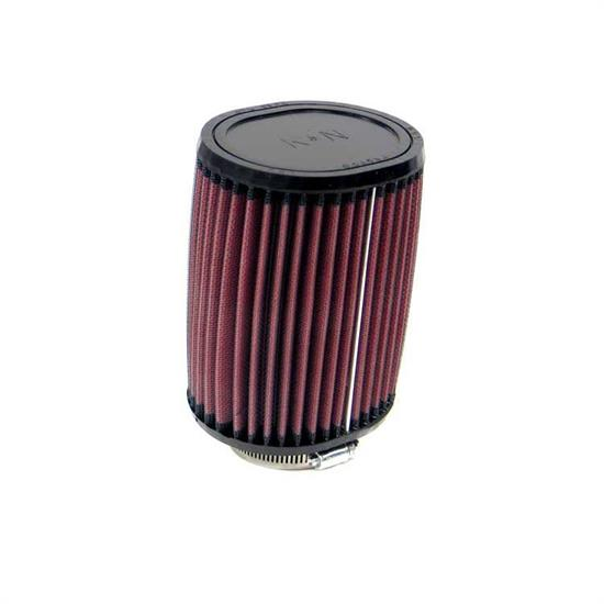 K&N RU-1150 Performance Air Filters, 6in Tall, Oval