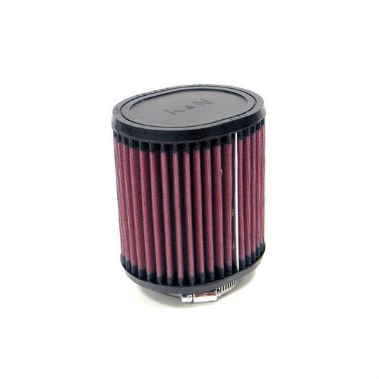 K&N RU-1180 Performance Air Filters, 5in Tall, Oval
