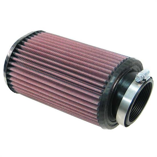 K&N RU-1240 Performance Air Filters, 7in Tall, Oval