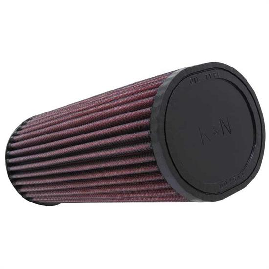 K&N RU-1260 Performance Air Filters, 9in Tall, Oval