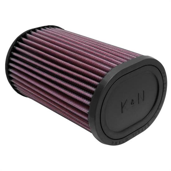 K&N RU-1390 Performance Air Filters, 7in Tall, Oval