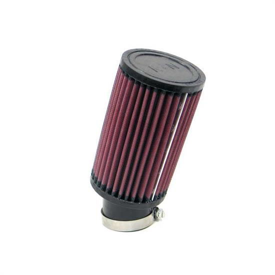 K&N RU-1420 Performance Air Filters, 6in Tall, Round