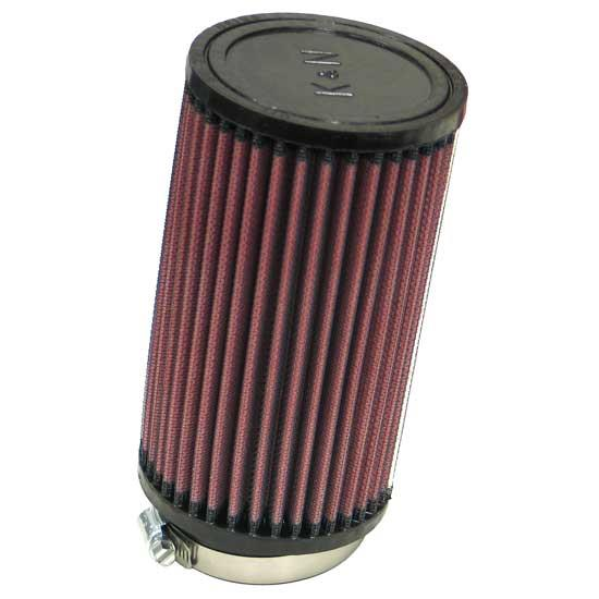 K&N RU-1480 Performance Air Filters, 7in Tall, Round