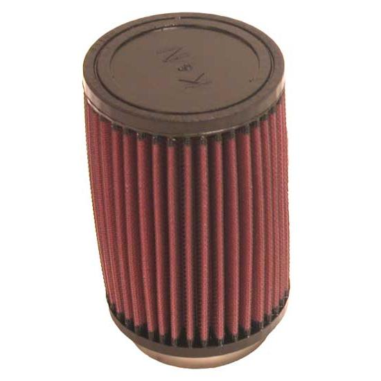 K&N RU-1620 Performance Air Filters, 6in Tall, Round