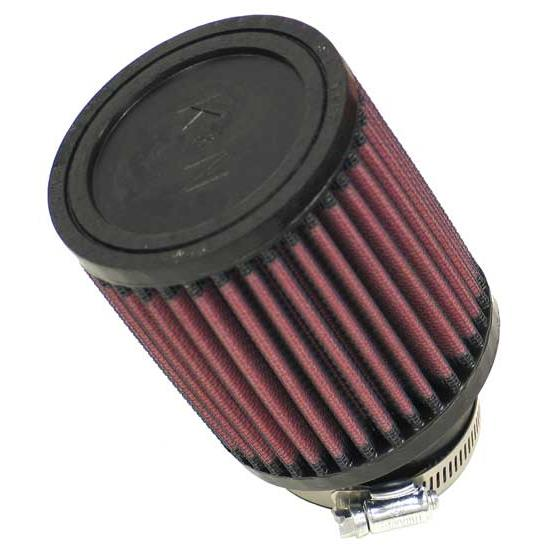 K&N RU-1700 Performance Air Filters, 4in Tall, Round