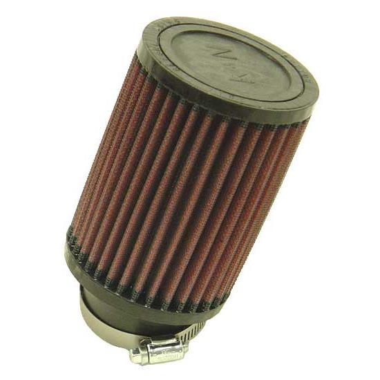 K&N RU-1710 Performance Air Filters, 5in Tall, Round