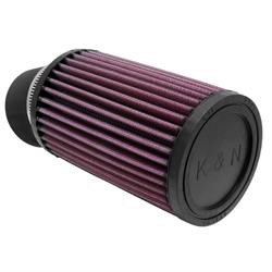 K&N RU-1770 Performance Air Filters, 6in Tall, Round