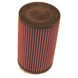 K&N RU-1785 Performance Air Filters, 8.5in Tall, Round