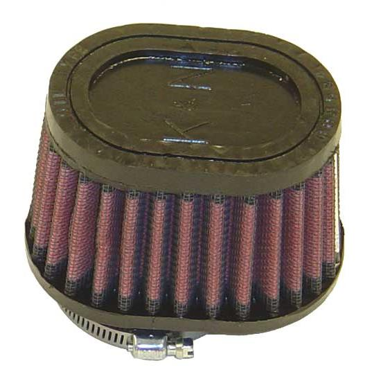 K&N RU-1820 Performance Air Filters, 2.75in Tall, Oval Straight