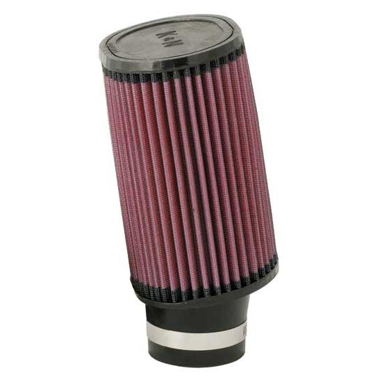 K&N RU-1830 Performance Air Filters, 7in Tall, Oval