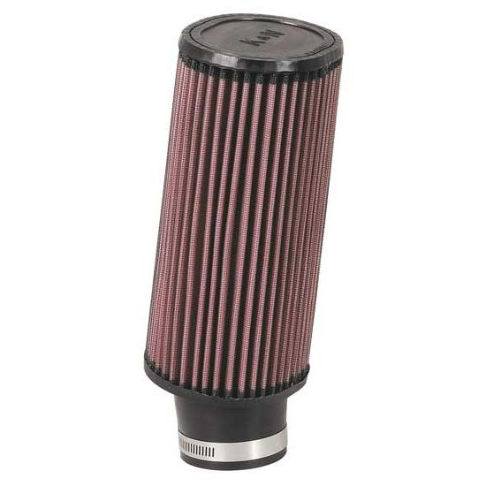 K&N RU-1840 Performance Air Filters, 9in Tall, Oval
