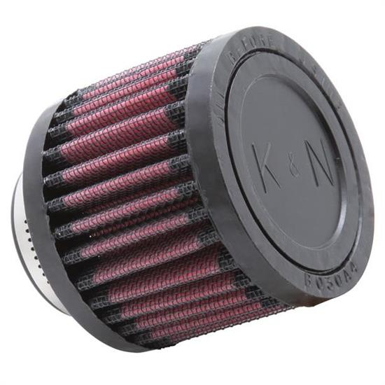 K&N RU-2310 Performance Air Filters, 2.5in Tall, Round