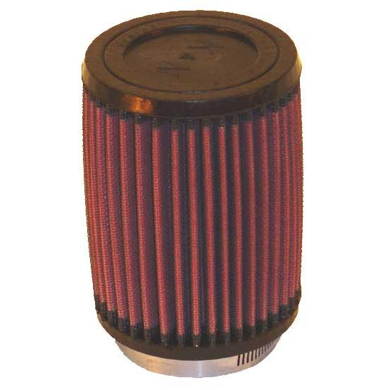 K&N RU-2410 Performance Air Filters, 5.375in Tall, Round