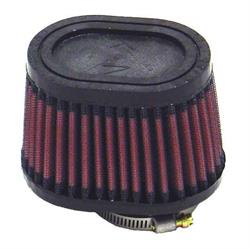 K&N RU-2450 Performance Air Filters, 2.75in Tall, Oval Straight