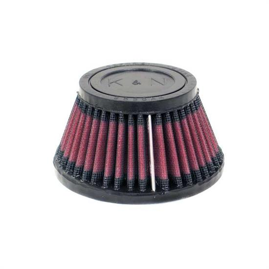 K&N RU-2740 Performance Air Filters, 2.5in Tall, Round Tapered