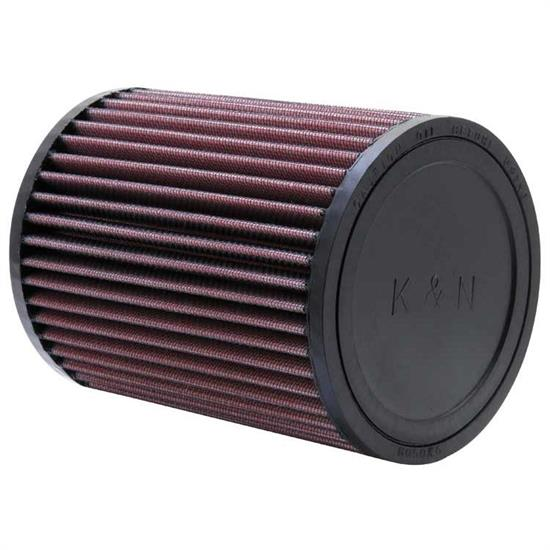 K&N RU-2820 Performance Air Filters, 6.5in Tall, Round
