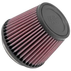 K&N RU-2990 Performance Air Filters, 4in Tall, Round Tapered