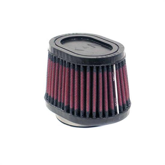 K&N RU-3010 Performance Air Filters, 2.75in Tall, Oval Straight
