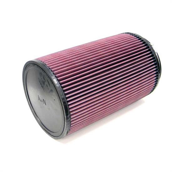 K&N RU-3040 Performance Air Filters, 12in Tall, Round