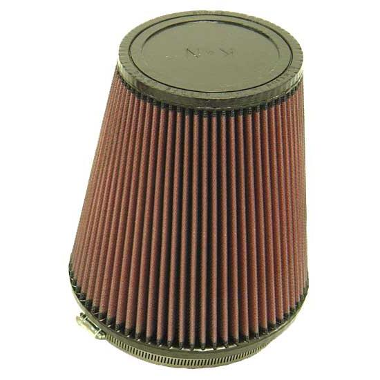 K&N RU-3050 Performance Air Filters, 8in Tall, Round Tapered