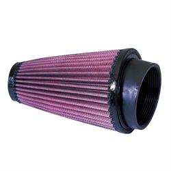 K&N RU-3120 Performance Air Filters, 6in Tall, Round Tapered