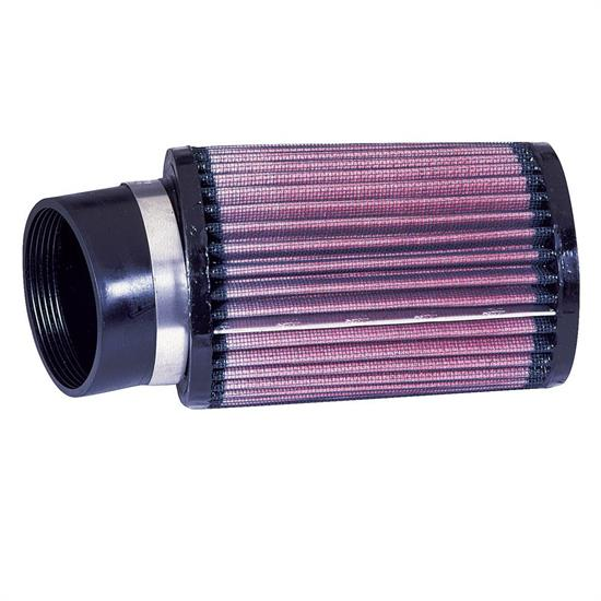 K&N RU-3190 Performance Air Filters, 6in Tall, Round