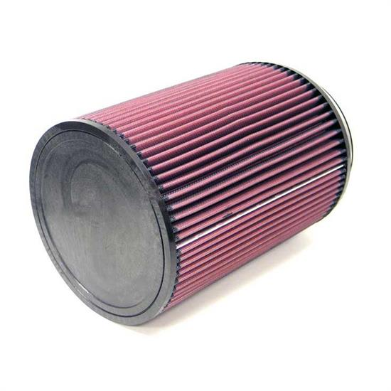 K&N RU-3270 Performance Air Filters, 10in Tall, Round