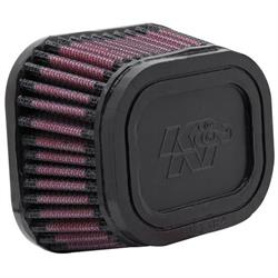 K&N RU-3410 Performance Air Filters, 2.25in Tall, Round Tapered