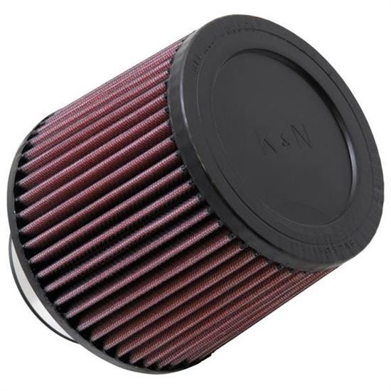 K&N RU-3570 Performance Air Filters, 5in Tall, Round Tapered