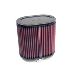 K&N RU-3620 Performance Air Filters, 7in Tall, Oval
