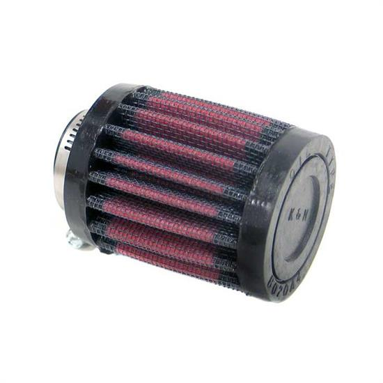 K&N RU-3630 Performance Air Filters, 2.5in Tall, Round