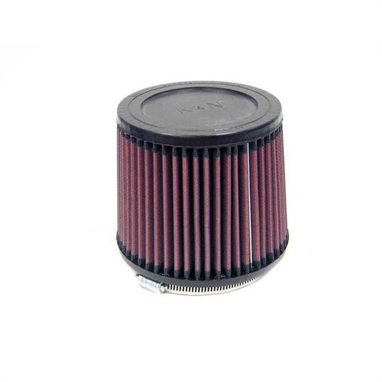 K&N RU-4260 Performance Air Filters, 5in Tall, Round Tapered