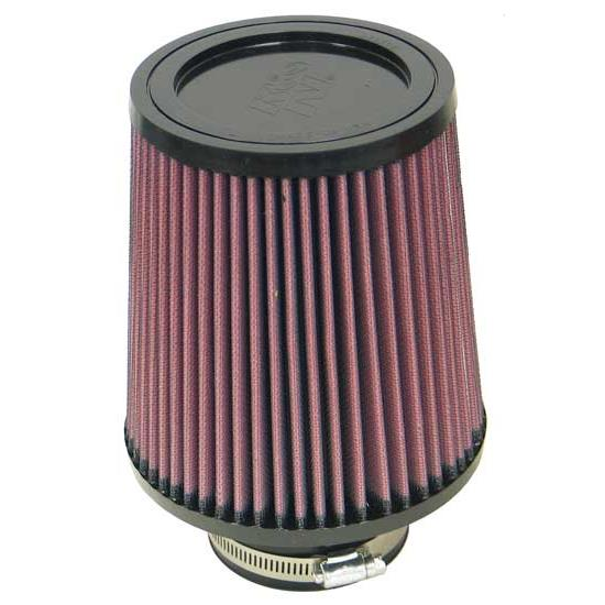 K&N RU-4730 Performance Air Filters, 6.5in Tall, Round Tapered