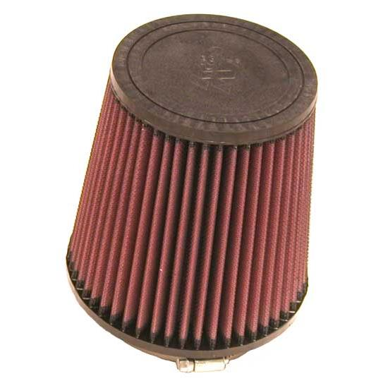K&N RU-4740 Performance Air Filters, 6in Tall, Round Tapered