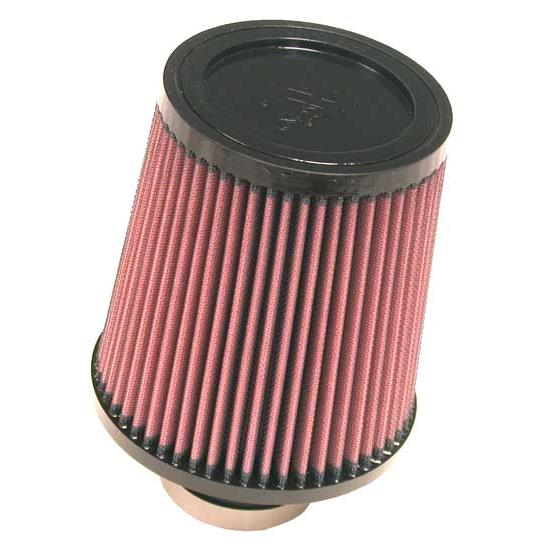 K&N RU-4860 Performance Air Filters, 6.5in Tall, Round Tapered