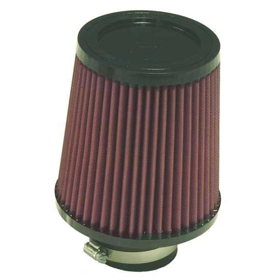 K&N RU-4870 Performance Air Filters, 6.5in Tall, Round Tapered