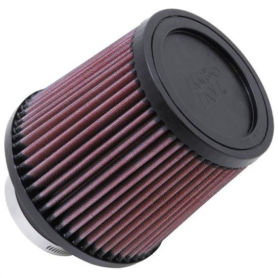K&N RU-4990 Performance Air Filters, 5.563in Tall, Round Tapered