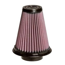 K&N RU-5005 Performance Air Filters, 5.75in Tall, Round Tapered