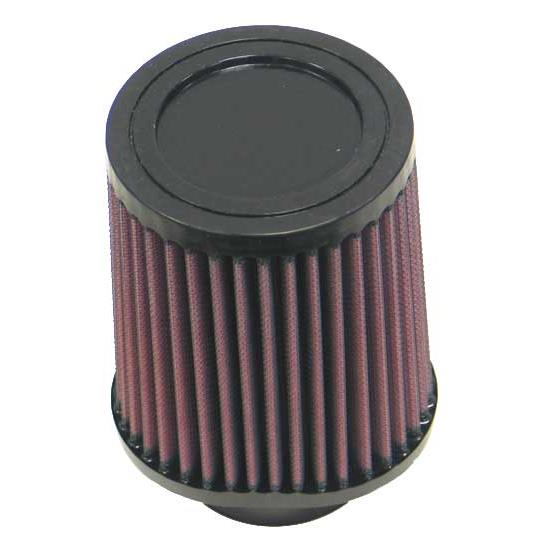 K&N RU-5090 Performance Air Filters, 5.563in Tall, Round Tapered