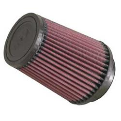 K&N RU-5111 Performance Air Filters, 5.75in Tall, Round Tapered