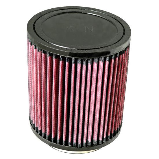 K&N RU-5114 Performance Air Filters, 5.625in Tall, Round