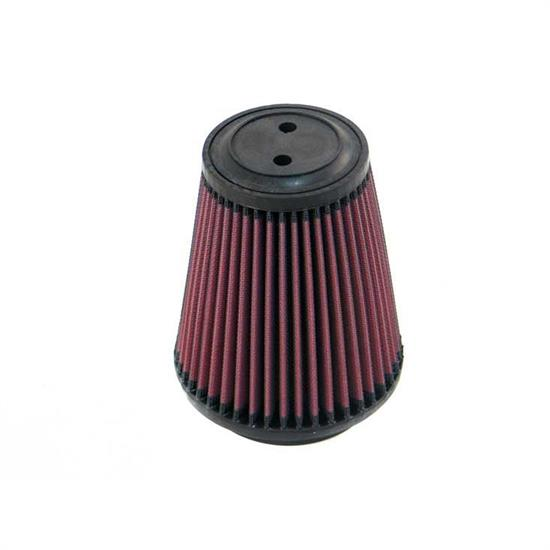 K&N RU-5141 Performance Air Filters, 6in Tall, Round Tapered