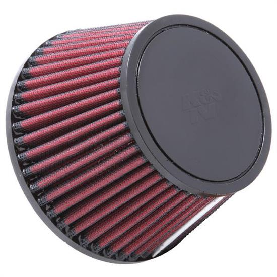 K&N RU-5146 Powersports Air Filter, 3.75in Tall, Round Tapered