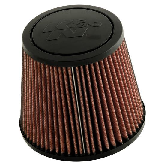 K&N RU-5172 Lifetime Performance Air Filter, 7.938in Tall, Round Taper